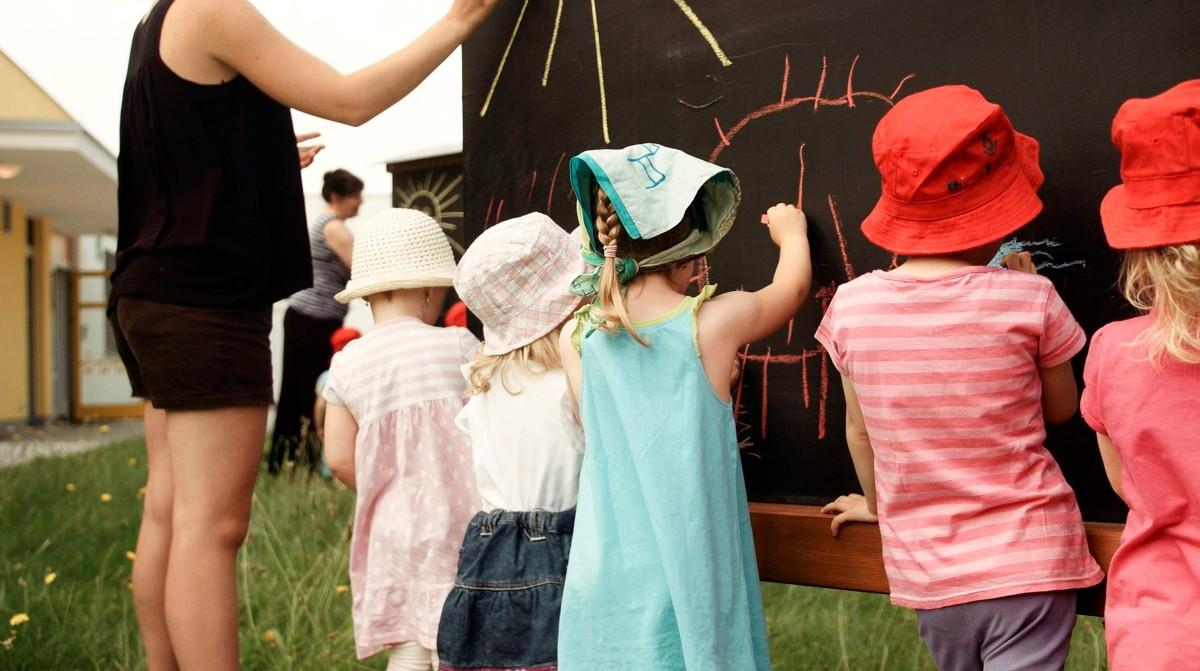 Svět dětské kreativity